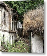 The Ruined Cottage Metal Print
