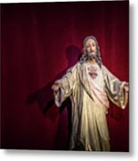 The Sacred Heart Metal Print