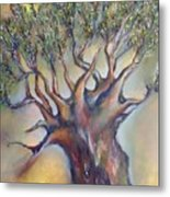 The Sacred Tree Metal Print