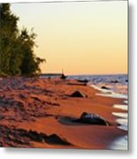 The Sands Of Dusk Metal Print