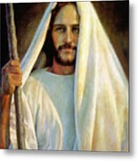 The Savior Metal Print
