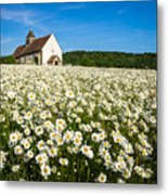 The Saxon Church Metal Print
