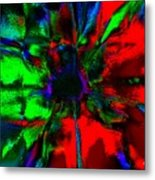 The Scent Of A Flower Metal Print by Fania Simon