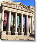 The Schermerhorn Symphony Center Metal Print