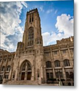 The Scottish Rite Cathedral - Indianapolis Metal Print