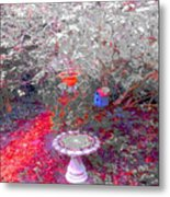 The Scrying Basin Metal Print