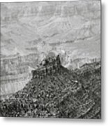 The Sentry Of Centuries Metal Print