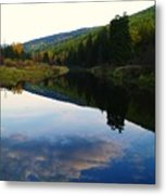 The Serenity Of The Moyie  Metal Print