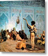 The Serpent Charmer Metal Print by Jean Leon Gerome