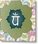 The Seven Chakras Metal Print