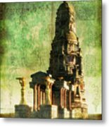 The Seven Cryptical Books Of Hsan Metal Print
