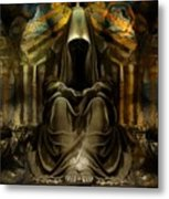 The Seven Monks Of  Tarthyohr  Metal Print