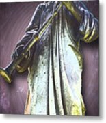 The Seventh Trumpet Metal Print