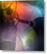 The Shadow Of Your Smile Metal Print