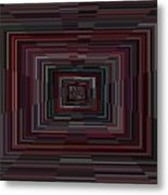 The Shaft Metal Print