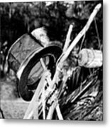 The Shaman's Hat Metal Print