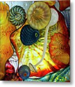 The Shape Of Color 3 Metal Print
