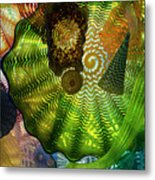 The Shape Of Color 4 Metal Print