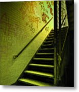 The Shining Darkness Metal Print