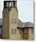 The Silk Mill - Derby Metal Print