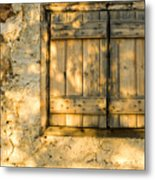 The Simple Life Metal Print by Meirion Matthias