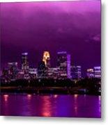 The Sky Was So Purple...  Metal Print