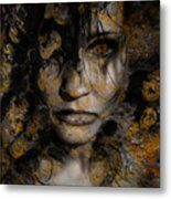 The Slow Decay Metal Print