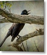 The Song Of Nature Metal Print