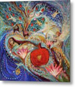 The Song Of Songs. Night Metal Print