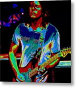The Sound Of Psychedelic Memories Metal Print