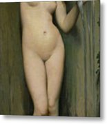 The Source Metal Print by Ingres