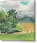 The South Field Metal Print
