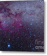The Southern Milky Way Metal Print
