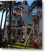 The Southernmost Hotel  Metal Print