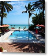 The Southernmost House Metal Print