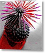 The Spell Of The Cactus Metal Print