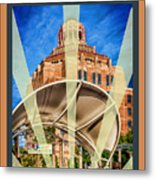 The Spirit Of Asheville Metal Print