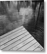 The Spirits Of Kripplebush Pond Metal Print
