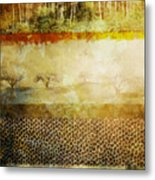 The Spirit Trees Metal Print