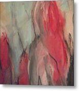 The Spirits March On Metal Print by Made by Marley