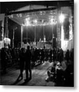 The Stage Metal Print