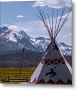 The Stanley Tipy Metal Print