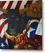 The State Of The Union Metal Print