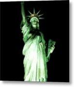 The Statue Of Liberty #2 Metal Print