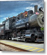 The Steam Engine #401 Metal Print
