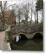 The Stone Bridge Metal Print