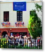 The Stonewall Inn National Monument Metal Print