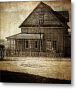 The Stories This House Holds Metal Print