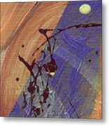 The Storm Is Still Passing 2 Metal Print