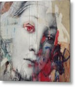 The Story Inyour Eyes  Metal Print